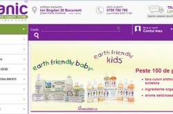 magazin produse bio organic baby