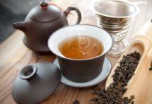 ceai oolong verde alb negru