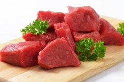 proteine carne de vita
