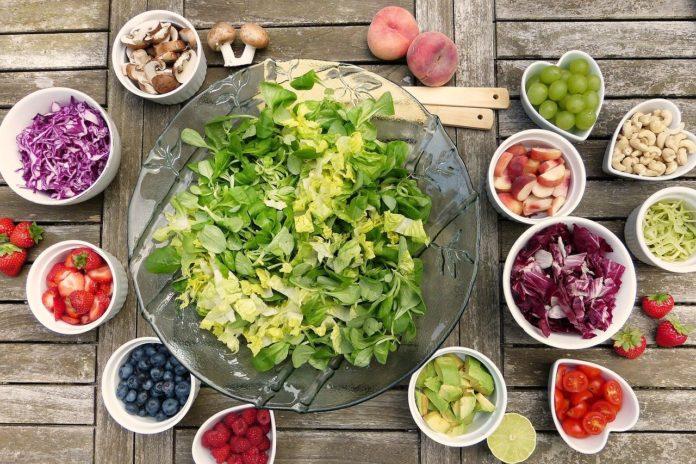 Fructe si legume culori si sanatate