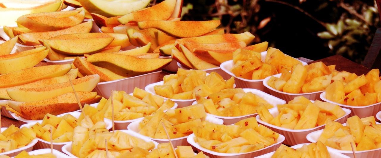 fructe de ciloare portocalie