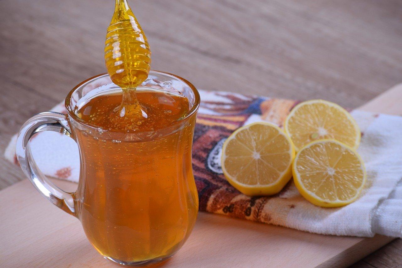 Mierea de albine in caz de galci