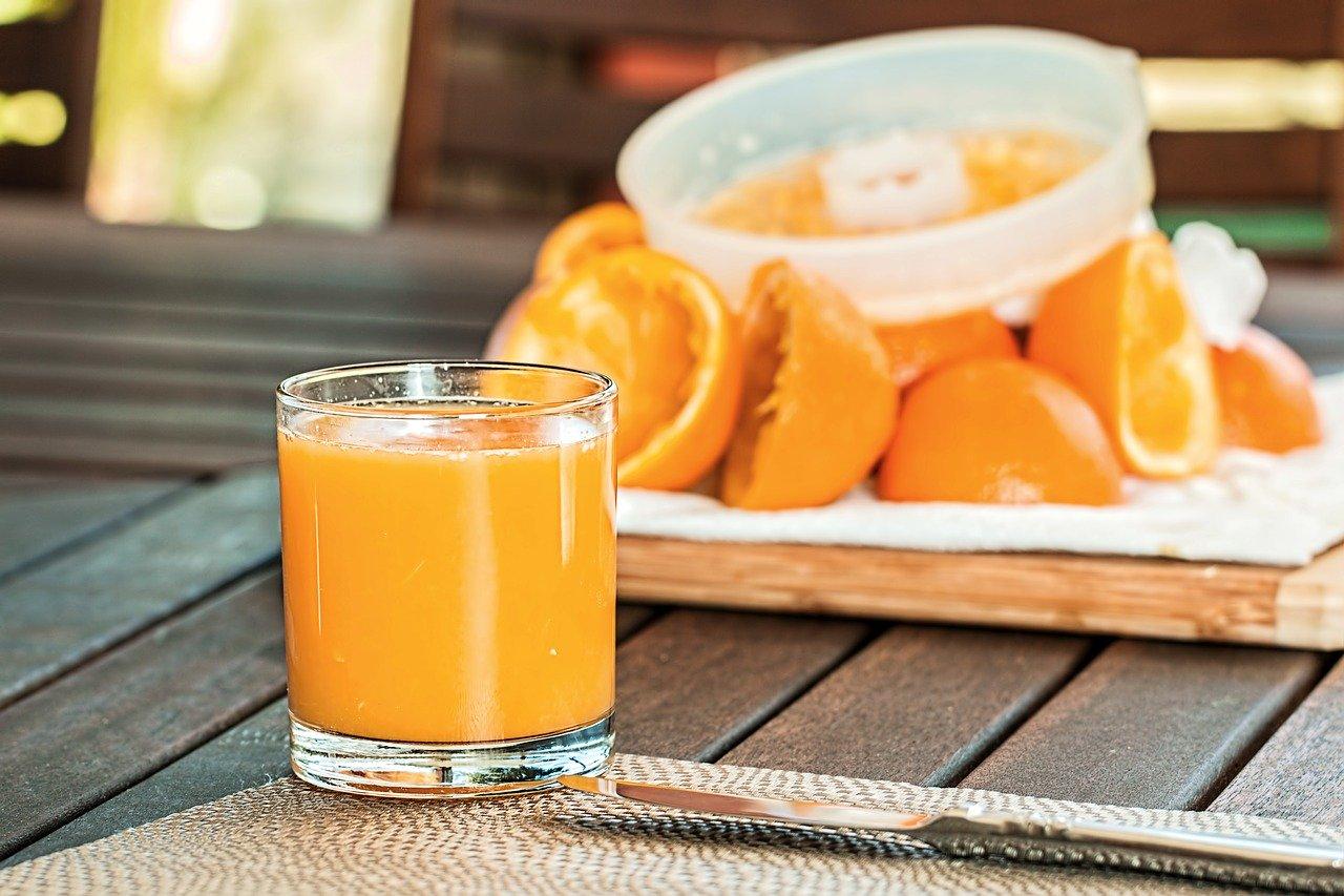 suc de portocale probleme raspiratorii vitamina c